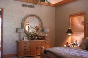 Chambre À Coucher, Peinture, Décoration, Intérieur
